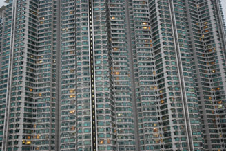 Seriously Big blocks of flats in Hong Kong - feature photo