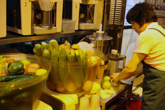 Fresh Fruit Juices from Hong Kong Night Stalls photo