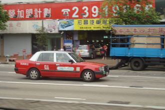 Toyota Crown Comfort Taxis - feature photo