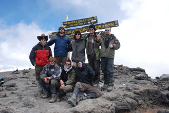 Tips to trekking up Mount Kilimanjaro photo