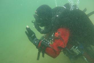 A guide to diving in Scotland photo